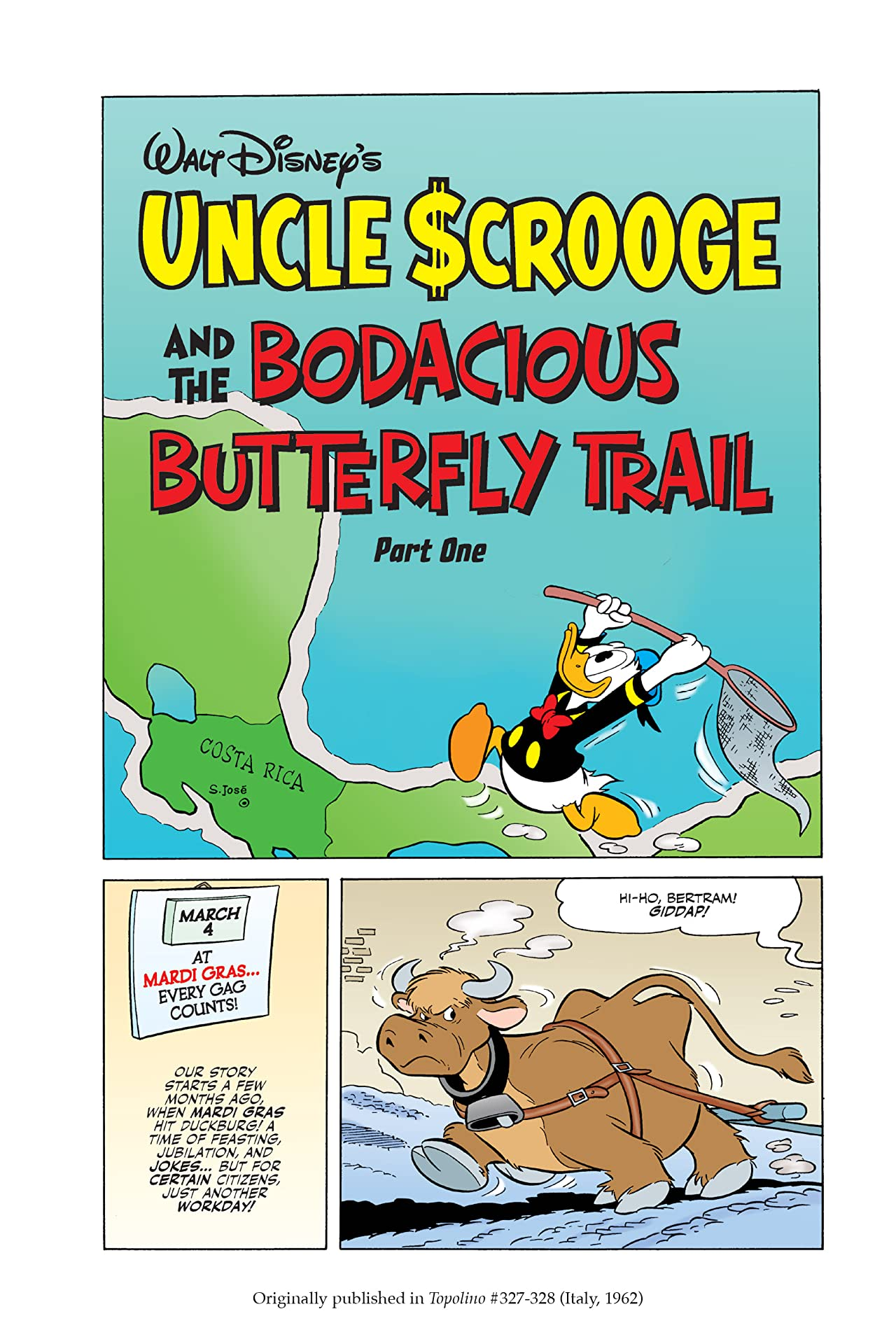 Uncle Scrooge Vol. 9: The Bodacious Butterfly Trail