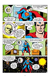 Superman vs. Mongul