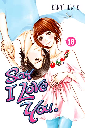 Say I Love You. Vol. 18