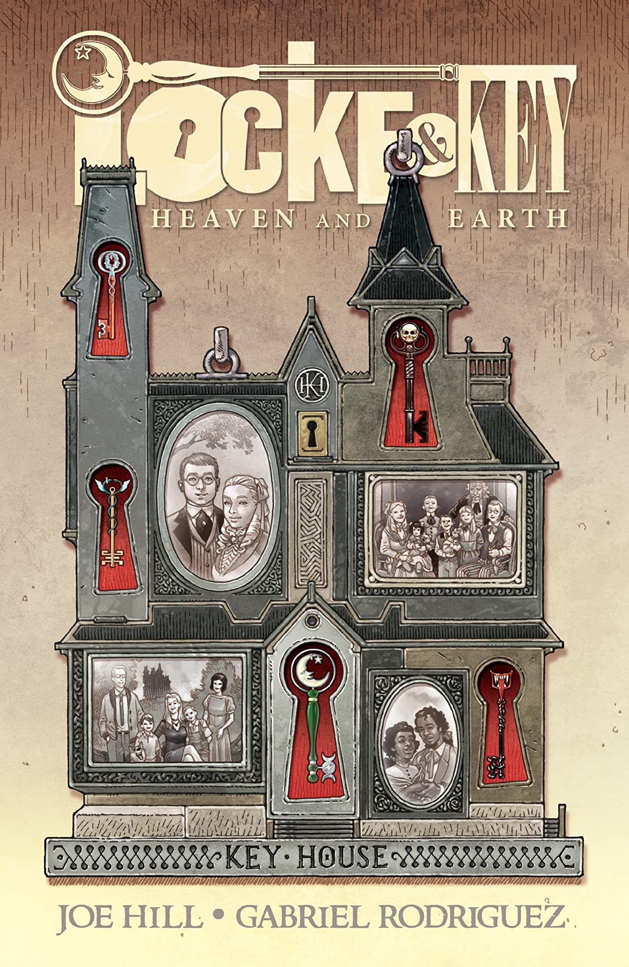 Locke & Key: Heaven & Earth