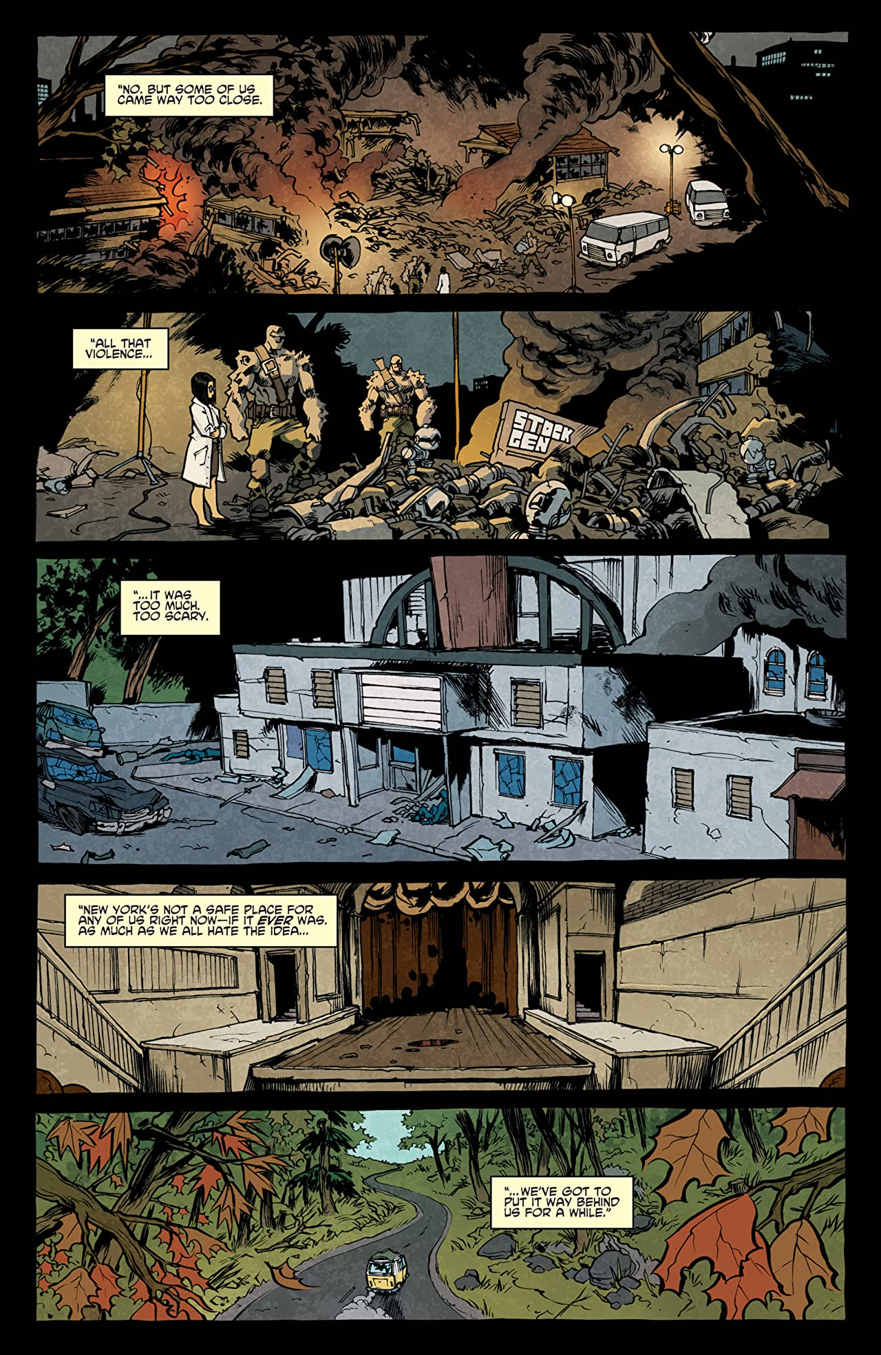 Teenage Mutant Ninja Turtles: The IDW Collection Tome 4