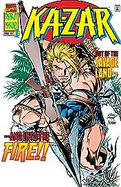 Ka-Zar (1997-1998) #1