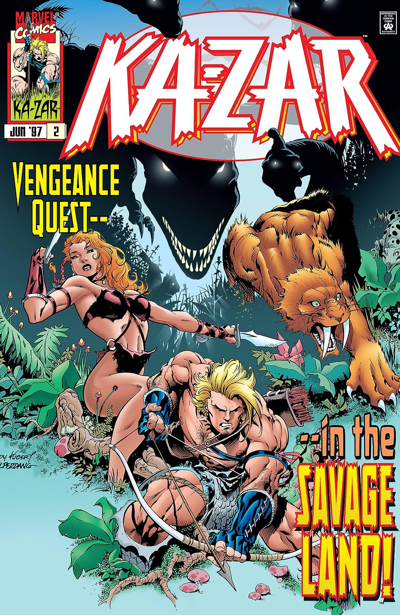 Ka-Zar (1997-1998) #2