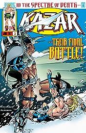 Ka-Zar (1997-1998) #3