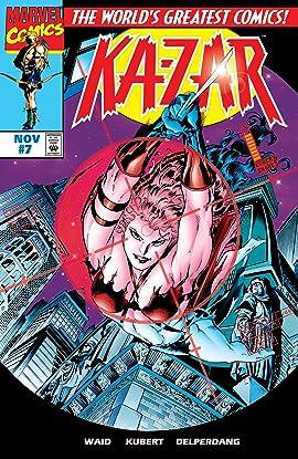 Ka-Zar (1997-1998) #7