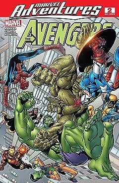 Marvel Adventures The Avengers (2006-2009) #2