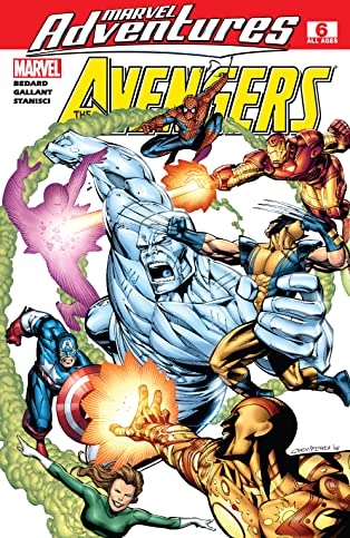 Marvel Adventures The Avengers (2006-2009) #6