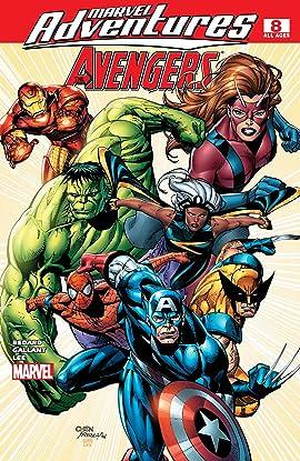 Marvel Adventures The Avengers (2006-2009) #8