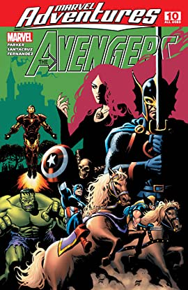 Marvel Adventures The Avengers (2006-2009) #10