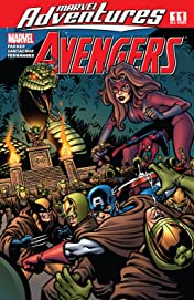 Marvel Adventures The Avengers (2006-2009) #11