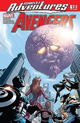 Marvel Adventures The Avengers (2006-2009) #12