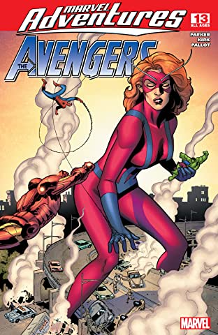 Marvel Adventures The Avengers (2006-2009) #13