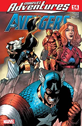 Marvel Adventures The Avengers (2006-2009) #14