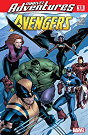 Marvel Adventures The Avengers (2006-2009) #15