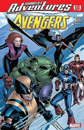 Marvel Adventures The Avengers (2006-2009) #15