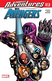 Marvel Adventures The Avengers (2006-2009) #16