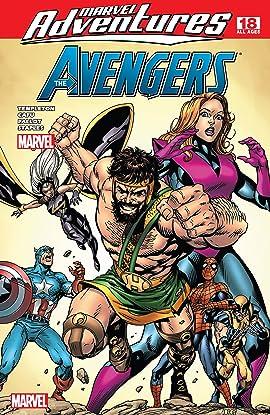 Marvel Adventures The Avengers (2006-2009) #18