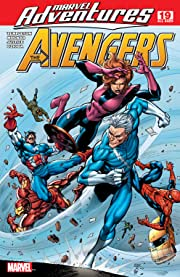 Marvel Adventures The Avengers (2006-2009) #19