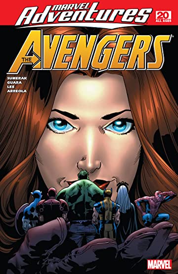 Marvel Adventures The Avengers (2006-2009) #20