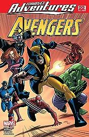 Marvel Adventures The Avengers (2006-2009) #22