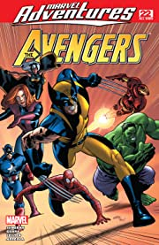 Marvel Adventures The Avengers (2006-2009) #22