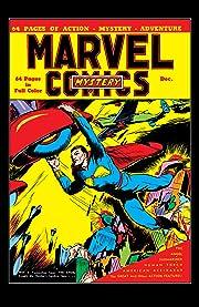 Marvel Mystery Comics (1939-1949) #2