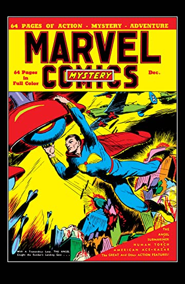 Marvel Mystery Comics (1939-1949) #2
