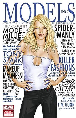 Models, Inc. (2009) #1 (of 4)