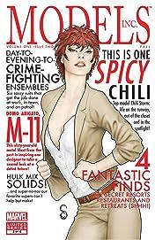 Models, Inc. (2009) #2 (of 4)