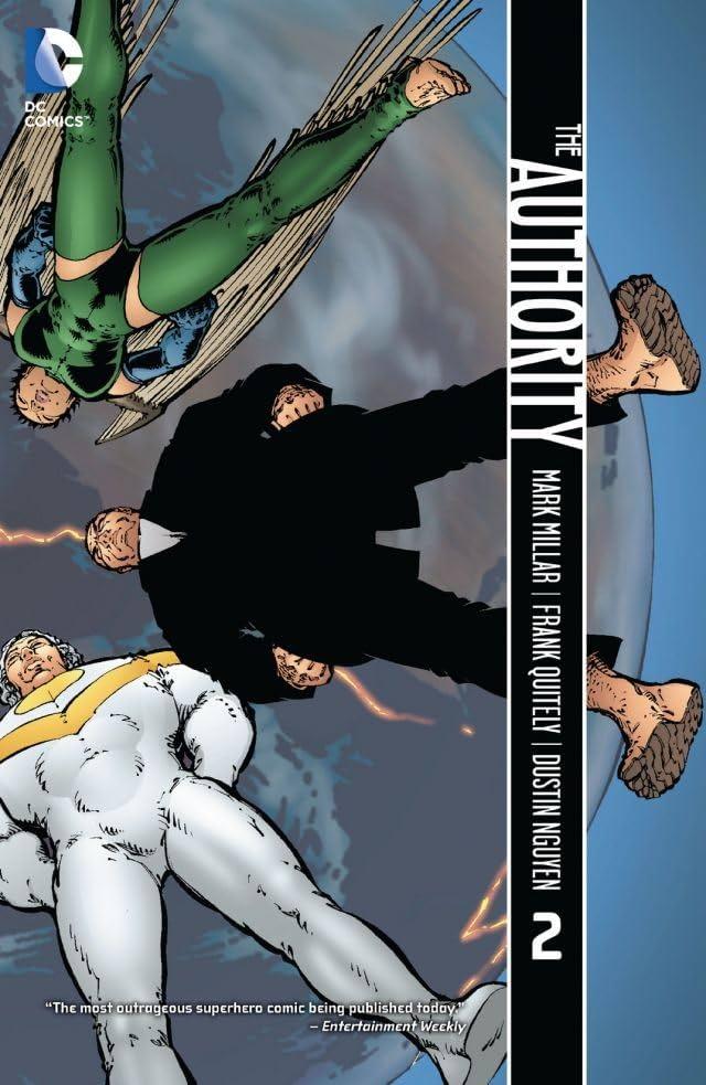 The Authority Vol. 2