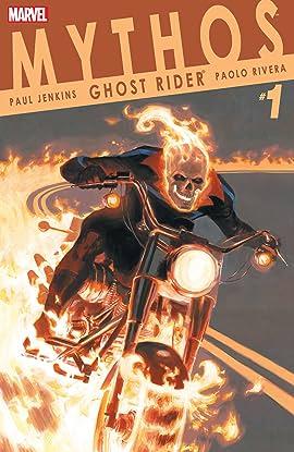 Mythos: Ghost Rider (2007) #1