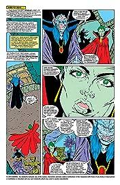 New Mutants (1983-1991) Annual #5