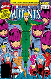 New Mutants (1983-1991) Annual #6