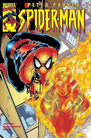 Peter Parker: Spider-Man (1999-2003) #21