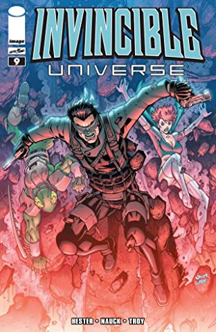 Invincible Universe No.9