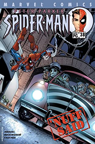 Peter Parker: Spider-Man (1999-2003) No.38