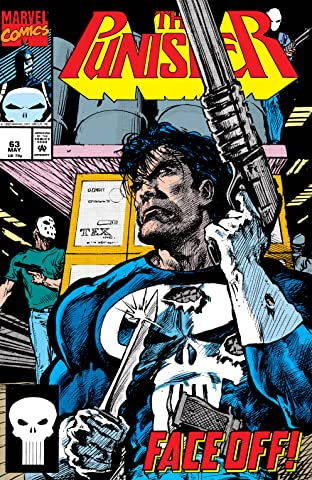 The Punisher (1987-1995) No.63