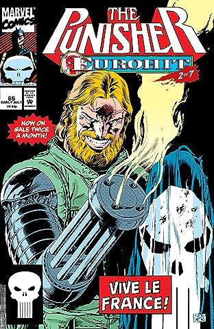 The Punisher (1987-1995) No.65