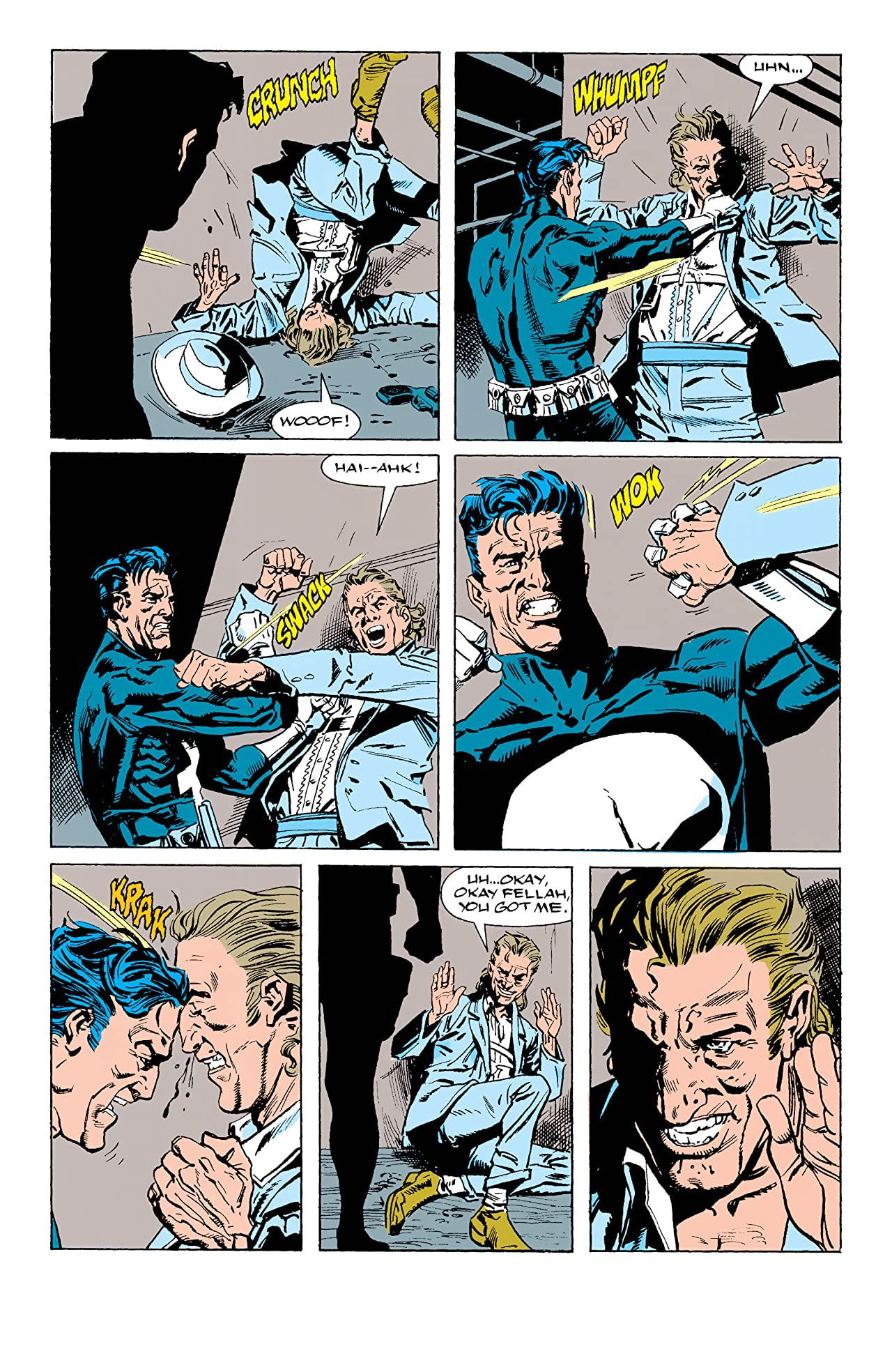 The Punisher (1987-1995) #65