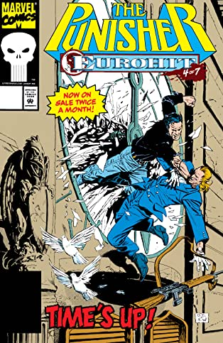The Punisher (1987-1995) #67