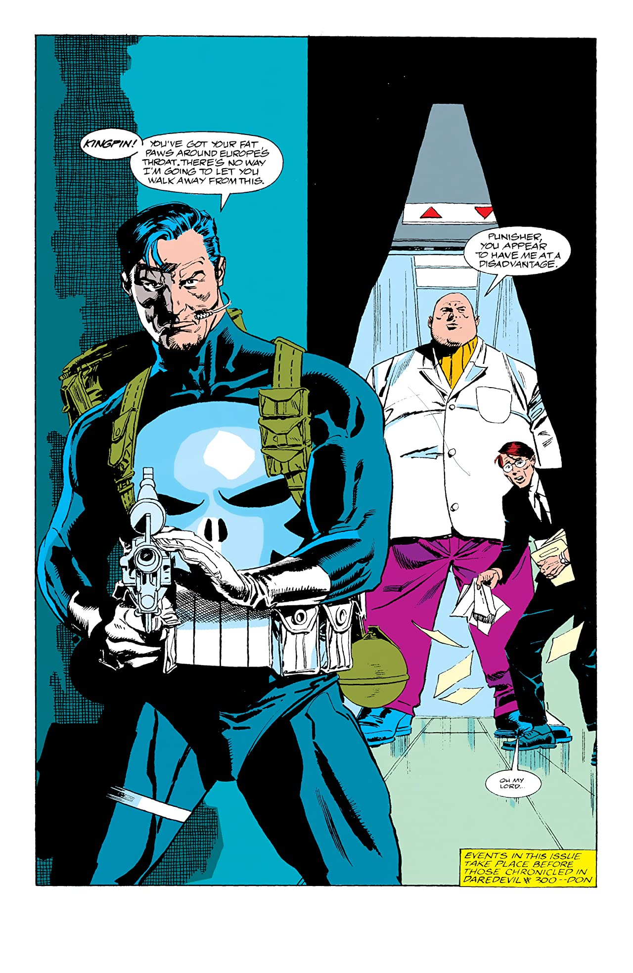 The Punisher (1987-1995) #70