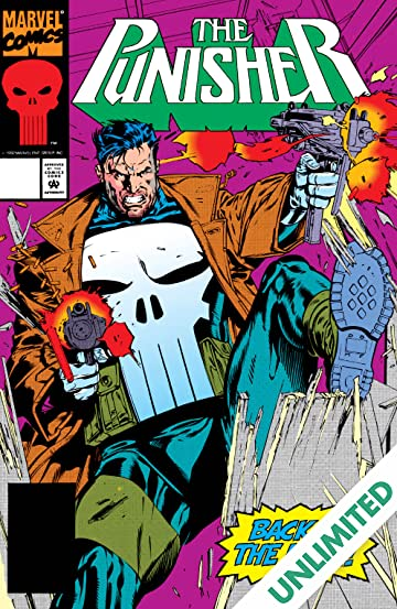 The Punisher (1987-1995) #71