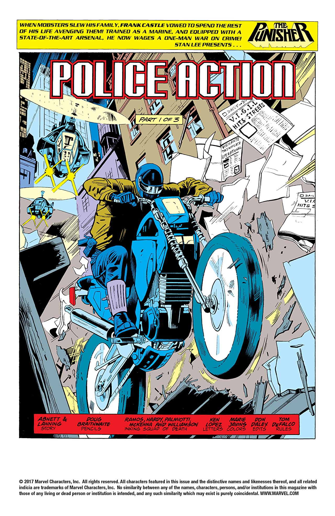 The Punisher (1987-1995) #73
