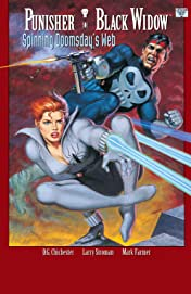 Punisher/Black Widow: Spinning Doomsday's Web (1992) #1