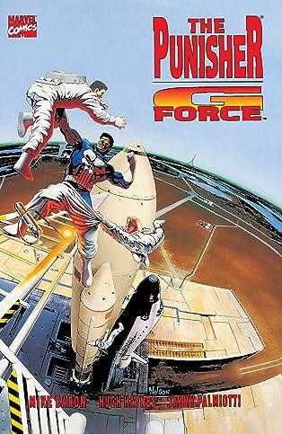 Punisher: G-Force (1992) #1