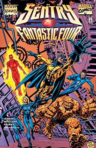 Sentry: Fantastic Four (2001) #1