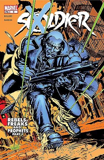 Soldier X (2002-2003) #9