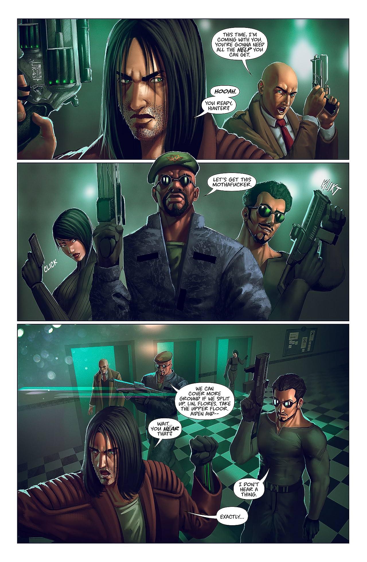 Midnight Task Force #4