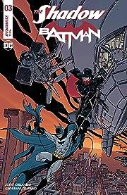 The Shadow/Batman #3