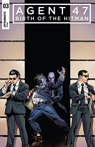Agent 47: Birth Of The Hitman No.3